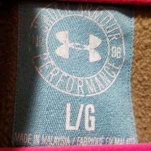 Under Armour Tops - Womens under armour camo hoodie